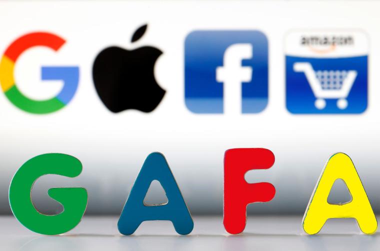 Франция в 2019 г. ввела так называемой налог GAFA (по первым буквам названий компаний, которых он коснулся в первую очередь, — Google, Apple, Facebook и Amazon)