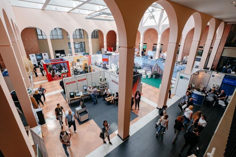 Холл выставки RAU Expo 2020