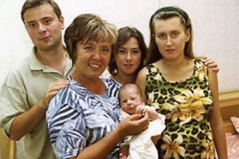 Сім'я Вітренко