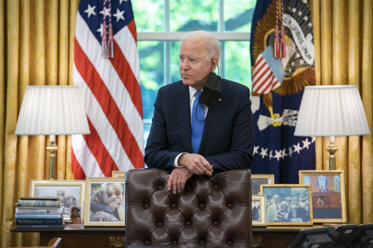 Джо Байден / flickr.com / White House