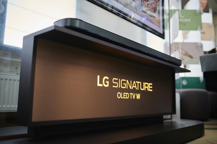 Партнер вечера LG Electronics Ukraine