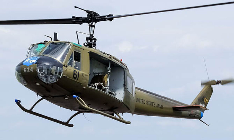 Вертолет Bell UH-1 Iroquois / capital.ua