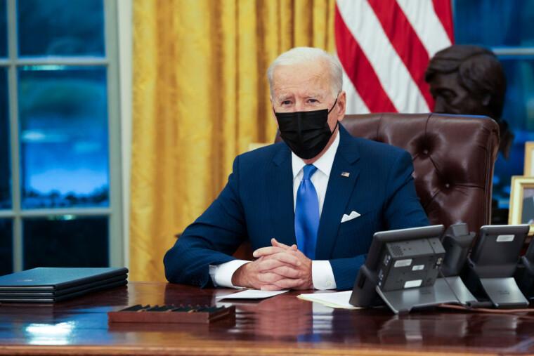 Президент США Джо Байден позвонил Владимиру Зеленскому