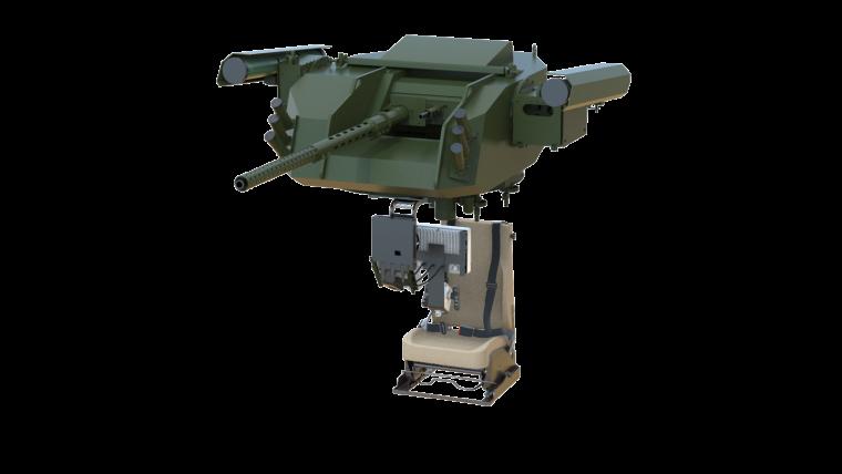 Новий український бойовий модуль «Воля»