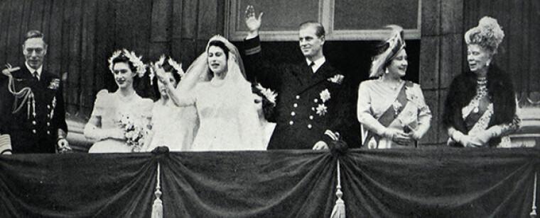 Королевская свадьба, ноябрь 1947 года