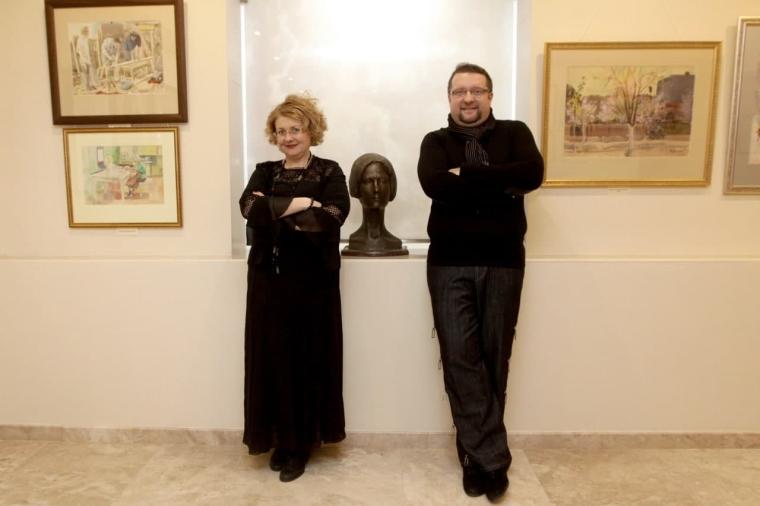 Ольга Стельмашевская и Юрий Гулевич