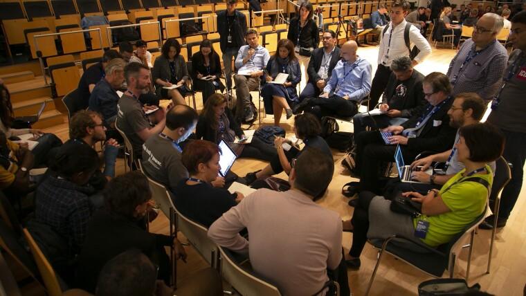 Журналісти зібралися в Гамбурзі на зустріч FinCEN Files/icij.org