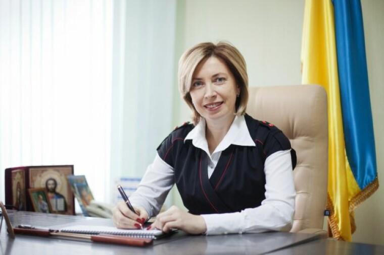 Ирина Верещук на рабочем месте