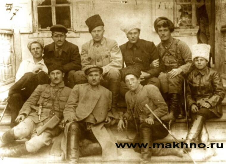 Група командирів РПАУ