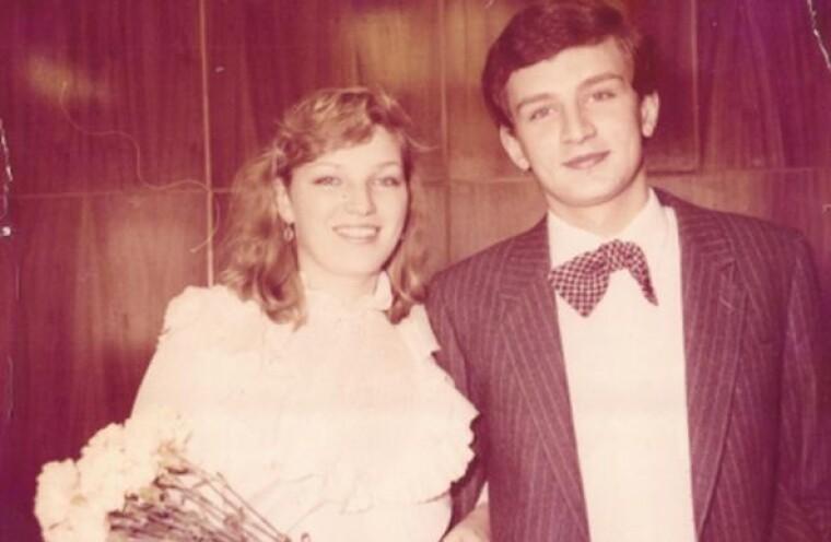 фото андрея пальчевского с женой