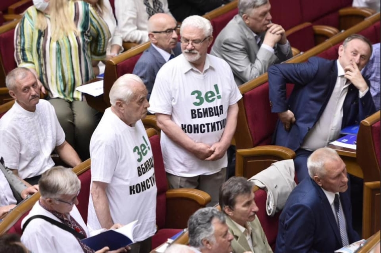 Виктор Шишкин и Степан Хмара