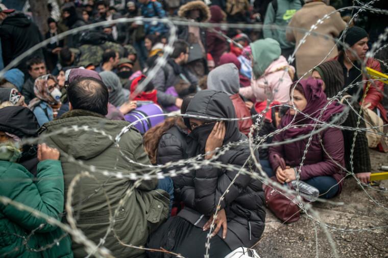 Ердоган — майстер використовувати проблеми в країнах ЄС, і у нього в рукаві і раніше придатний козир у вигляді неконтрольованого потоку сотень тисяч мігрантів