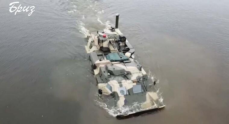 """Львиную долю нынешнего заказ должны составить """"морские"""" БТР-4"""