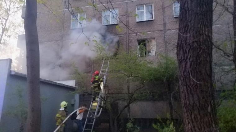 З будинку евакуювали 112 людей