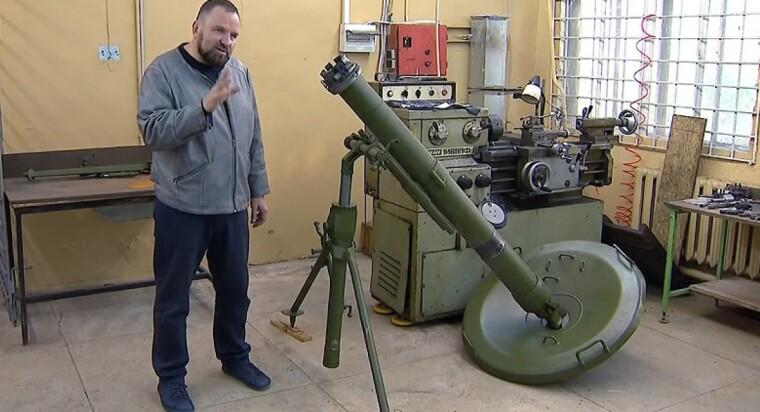 Міномет М-120-16