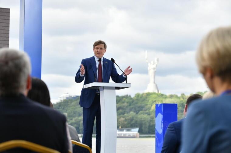 Кандидат в мери Києва Сергій Шахов