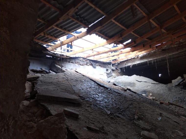 Инцидент произошел 1 марта около 7:30 в селе Ивановка