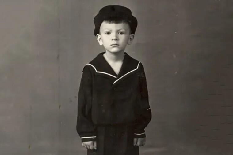 Юрий Луценко в детстве / 24smi.org