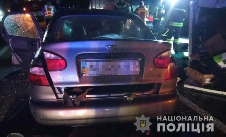 Полиция начала расследование аварии