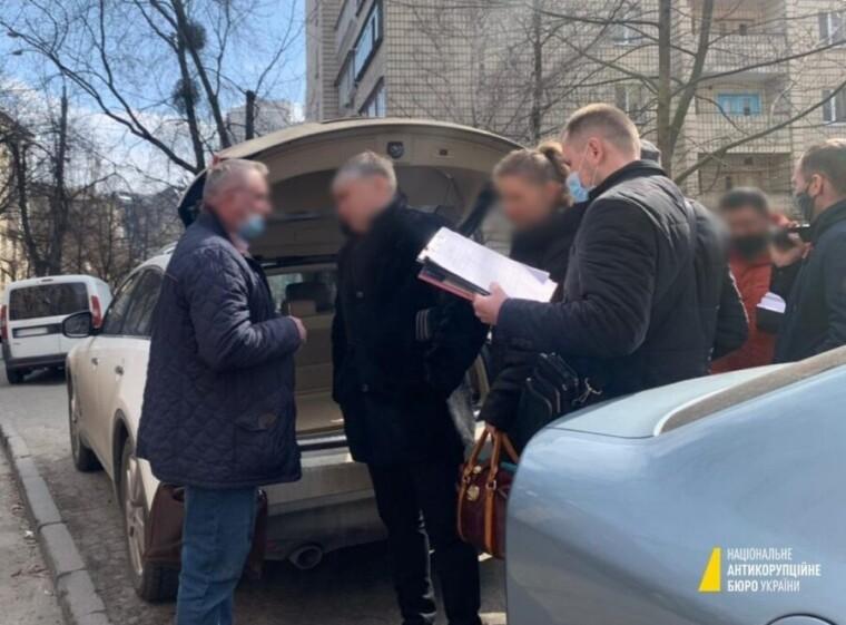 Детективи НАБУ затримали брата скандального голови ОАСК Павла Вовка, Юрія Зонтова
