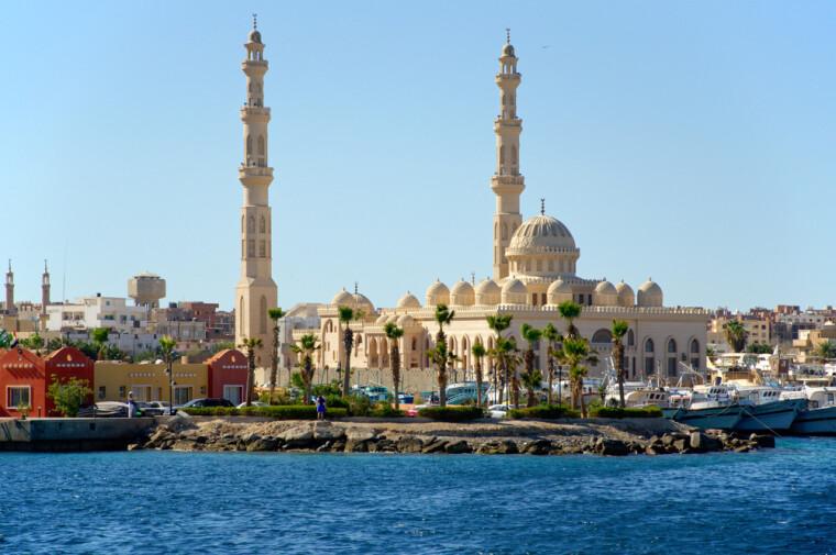 Хургада, Єгипет