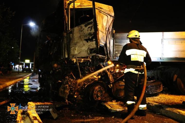 Авария произошла на улице Полтавское шоссе
