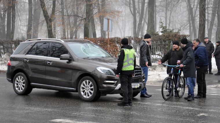 Елітна автівка Наталія Саєнко, яка на смерть збила 15-річного підлітка у Полтаві