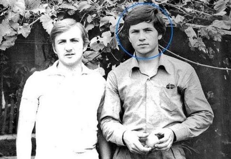 Сергій Тігіпко в молодості