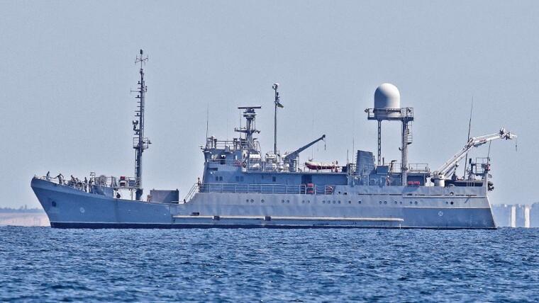 Корабль радіотехнічної розвідки ВМСУ