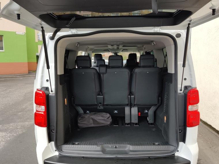 багажник Opel Zafira Life