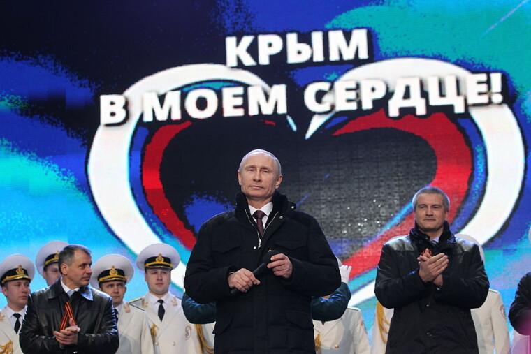 Кремль планує ввести в незаконно анексованому Криму і Севастополі особливі адміністративні райони