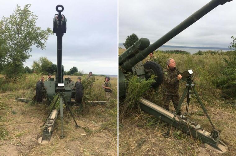 """Випробування снарядів РСВШ-112L4/ХК """"Укрспецтехніка"""""""