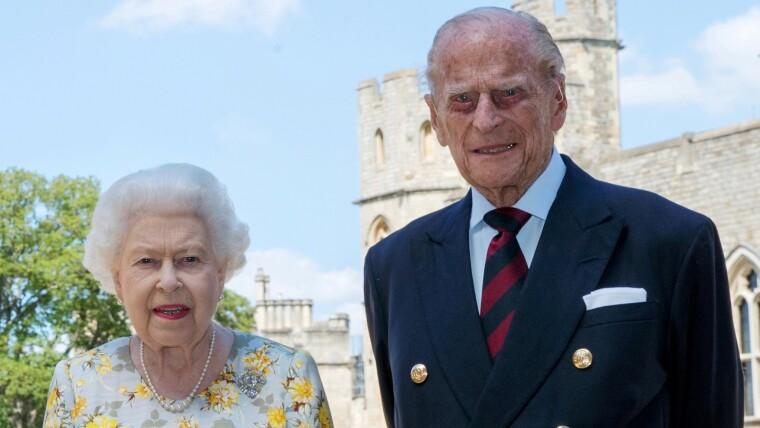 Филипп и Елизавета, 2020 год,