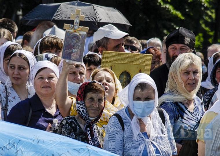 Верующие УПЦ МП/Lb.ua