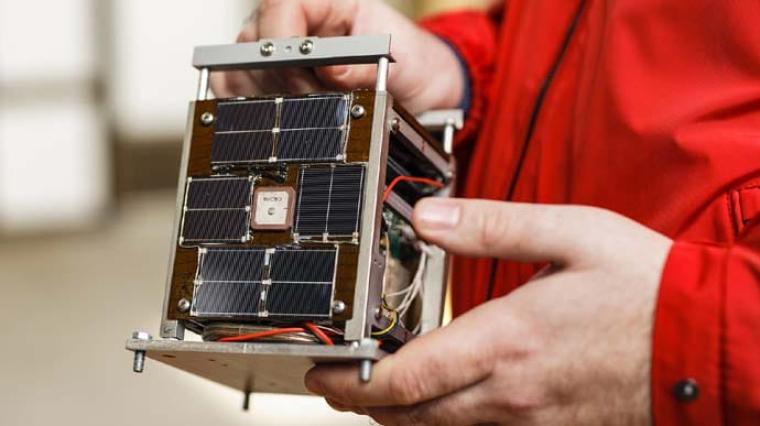 Український супутник PolyITAN-1