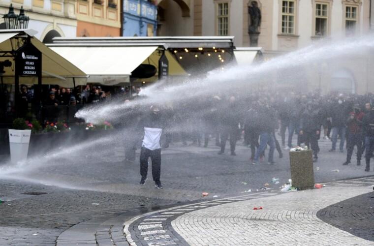 Акція протесту в Празі/Reuters