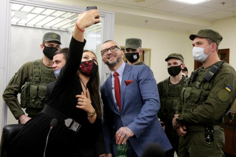 Софія Федина та Андрій Антоненко