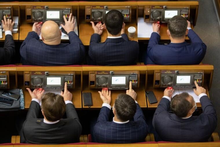 Депутаты Верховной Рады приняли законопроект о помощи ФОПам и наемным работникам, пострадавшим от карантина