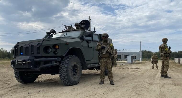 Антитерористичні навчання в Харківській області