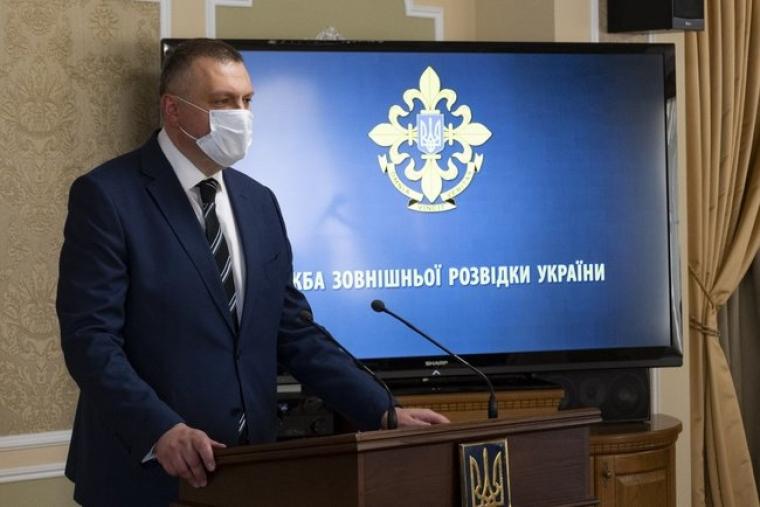 Новий очільник Служби зовнішньої розвідки Олександр Литвиненко