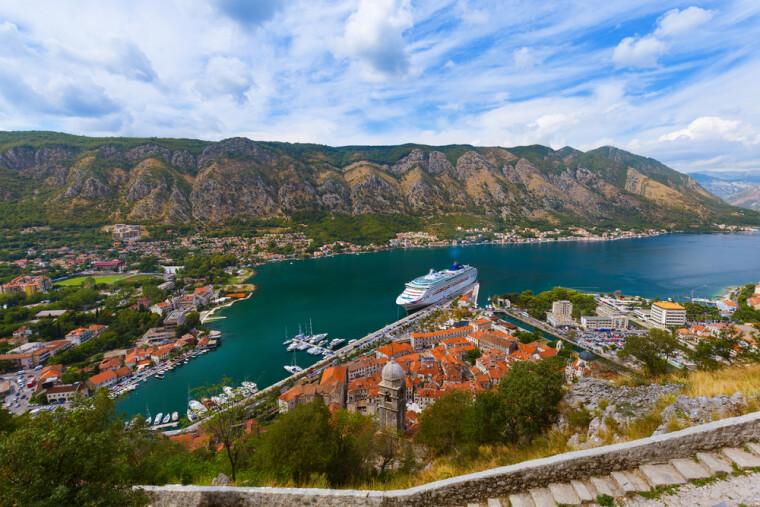 Которської затоки і Старе місто, Чорногорія