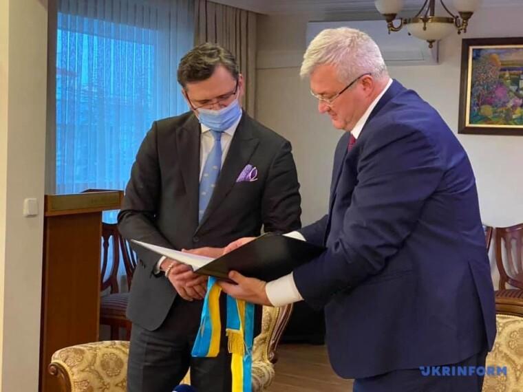 Копія Брест-Литовського мирного договору зберігатиметься в музеї МЗС