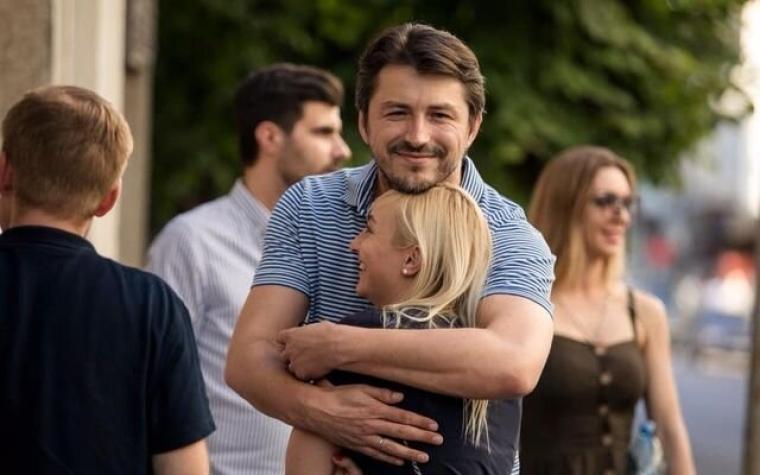 Олександра Устінова та Сергій Притоула / my.ua