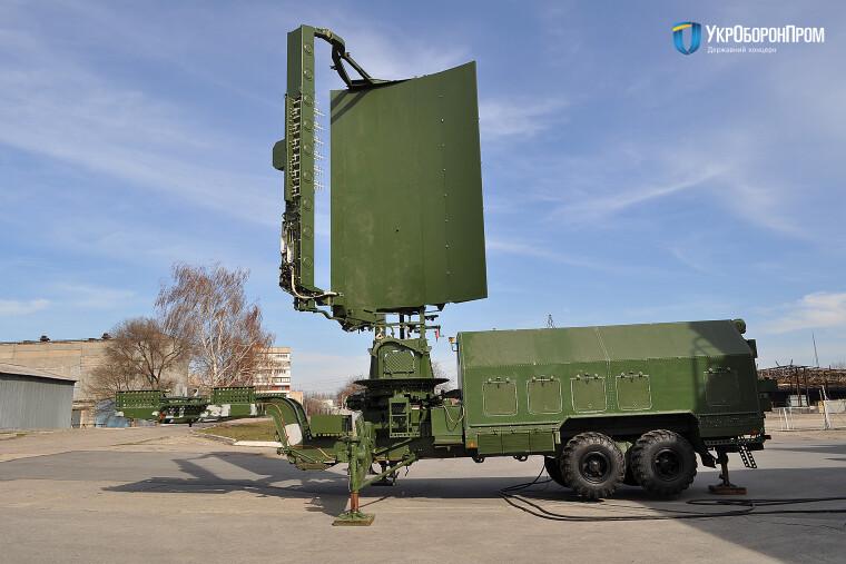 Радиолокационная станция 35Д6М