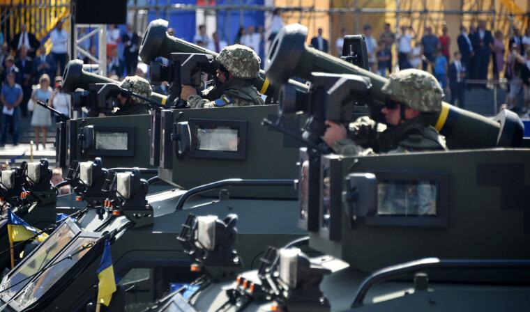На базе 184-го учебного центра Национальной академии сухопутных войск ВСУ подготовили третий выпуск операторов ПТРК Javelin