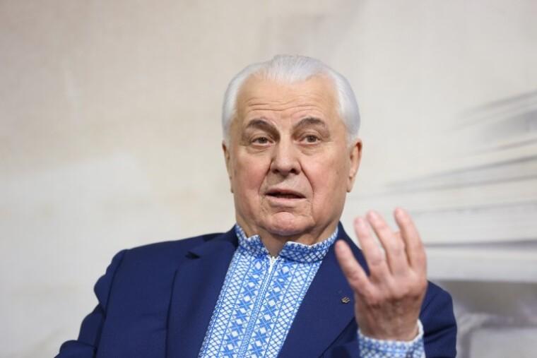 Россия не поддержала предложение Леонида Кравчука обеспечить с 1 апреля соблюдение полного режима прекращения огня на Донбассе