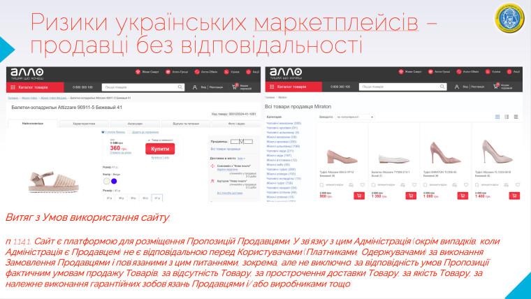Покупая товары онлайн, украинцы сталкиваются с целым рядом рисков
