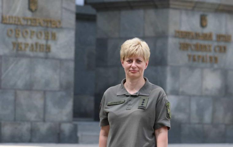 Тетяна Остащенко