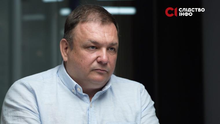 Бывший председатель КСУ Станислав Шевчук