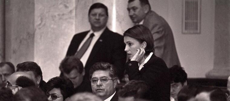 Тимошенко и Лазаренко